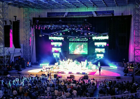 Dailys Place Amphitheater